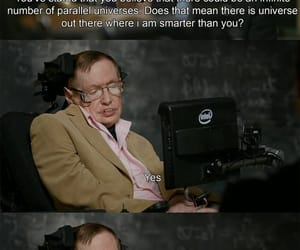 funny, stephen hawking, and lol image