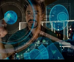 jarvis, Marvel, and robert downey jr. image