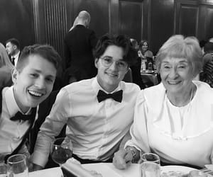 awards, james mcvey, and black and white image