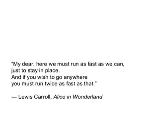 depression, Lewis Carroll, and psychology image