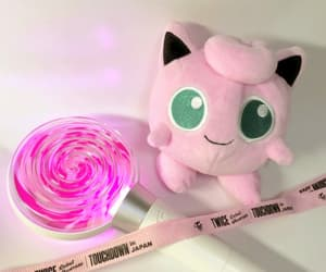 aesthetic, jigglypuff, and kawaii image