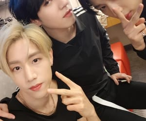got7, bambam, and yugyeom image
