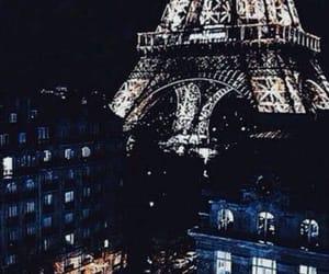light, night, and love city image
