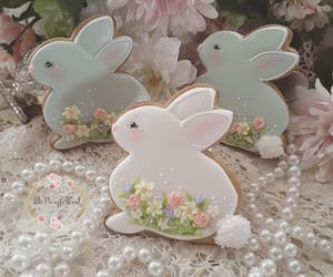 easter and sweet image