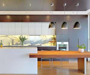 decor, interior, and kitchen image