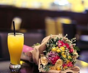 arab, Dubai, and flowers image