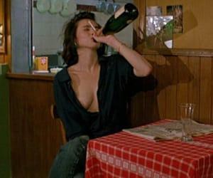 drunk, alcohol, and sad image