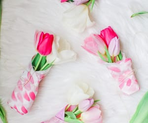 bouquet, diy, and easter image