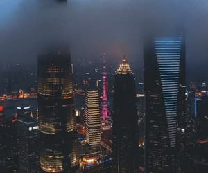 city life, photographie, and shanghai image