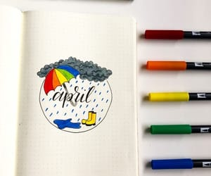 ideas, inspo, and bullet journal image