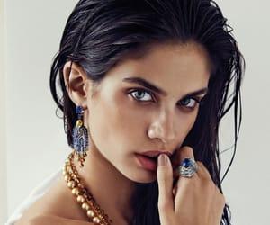 model, sara sampaio, and beauty image