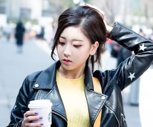 crystal clear, chang seung yeon, and kpop image
