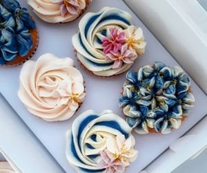 bakery, cake, and cupcakes image