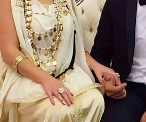 bride, dress, and robe image