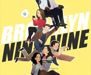 brooklyn nine nine, rosa diaz, and gina linetti image
