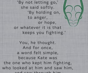 quote, love, and this savage song image