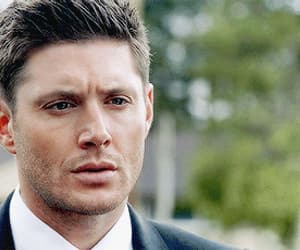 actor, dean winchester, and gif image