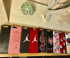 iphone, nike, and coque image