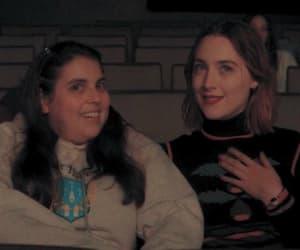 lady bird and Saoirse Ronan image