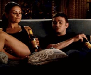 Mila Kunis, justin timberlake, and friends with benefits image