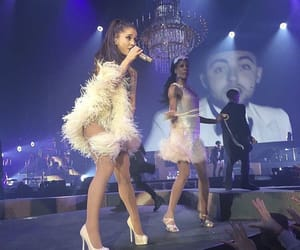 ariana grande and honeymoon tour image