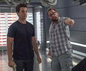 behind the scenes, director, and allegiant image