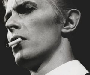 art, david bowie, and music image