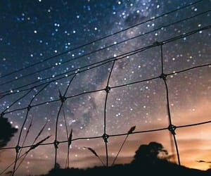 stars, aesthetic, and photography image