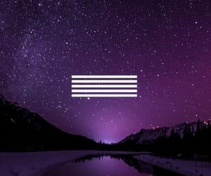 purple, night, and dark image