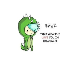 dinosaur and cute image
