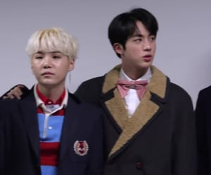 jin, bts, and episode image