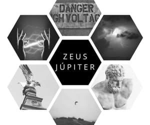Collage, jupiter, and Zeus image