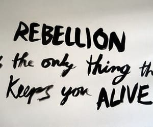 grunge, quotes, and revolucao image
