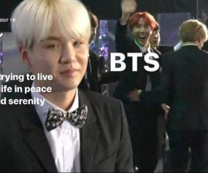 meme, bts, and jhope image