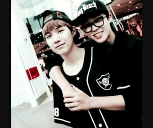 dancer, suga, and otp image