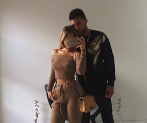 couples, relationship goals, and I Love You image