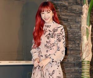 beauty, girls, and ahn hee yeon image