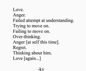anger, feeling, and him image