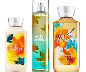 bathandbodyworks, body mist, and body lotion image
