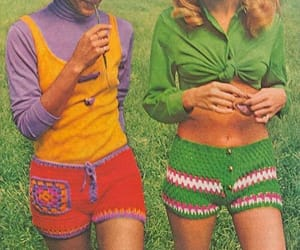 70s and green image