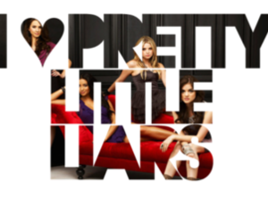pretty little liars, pll, and text image