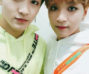 mark, haechan, and nct dream image