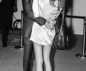Behati Prinsloo, couple, and maroon 5 image
