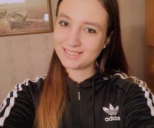 adidas, myself, and whitegirl image