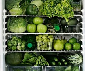 green, food, and fruit image