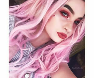 hair, lip, and makeup image