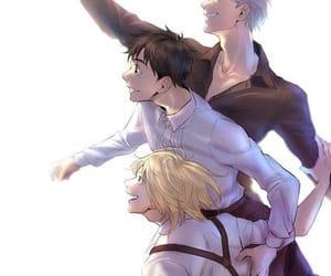 yuri, yuri on ice, and anime boy image