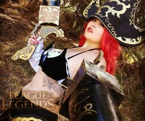chile, cosplay, and fuerte image
