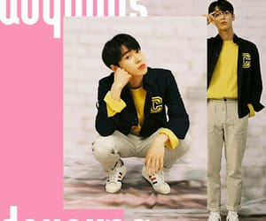 touch, doyoung, and nct 127 image