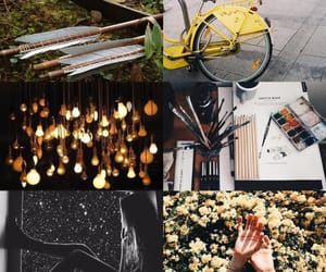 aesthetic, Collage, and apollo image